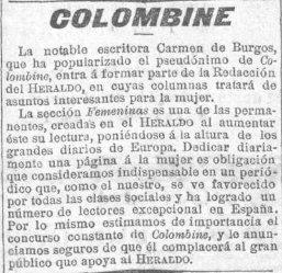 Resultado de imagen de Diario Universal colombine