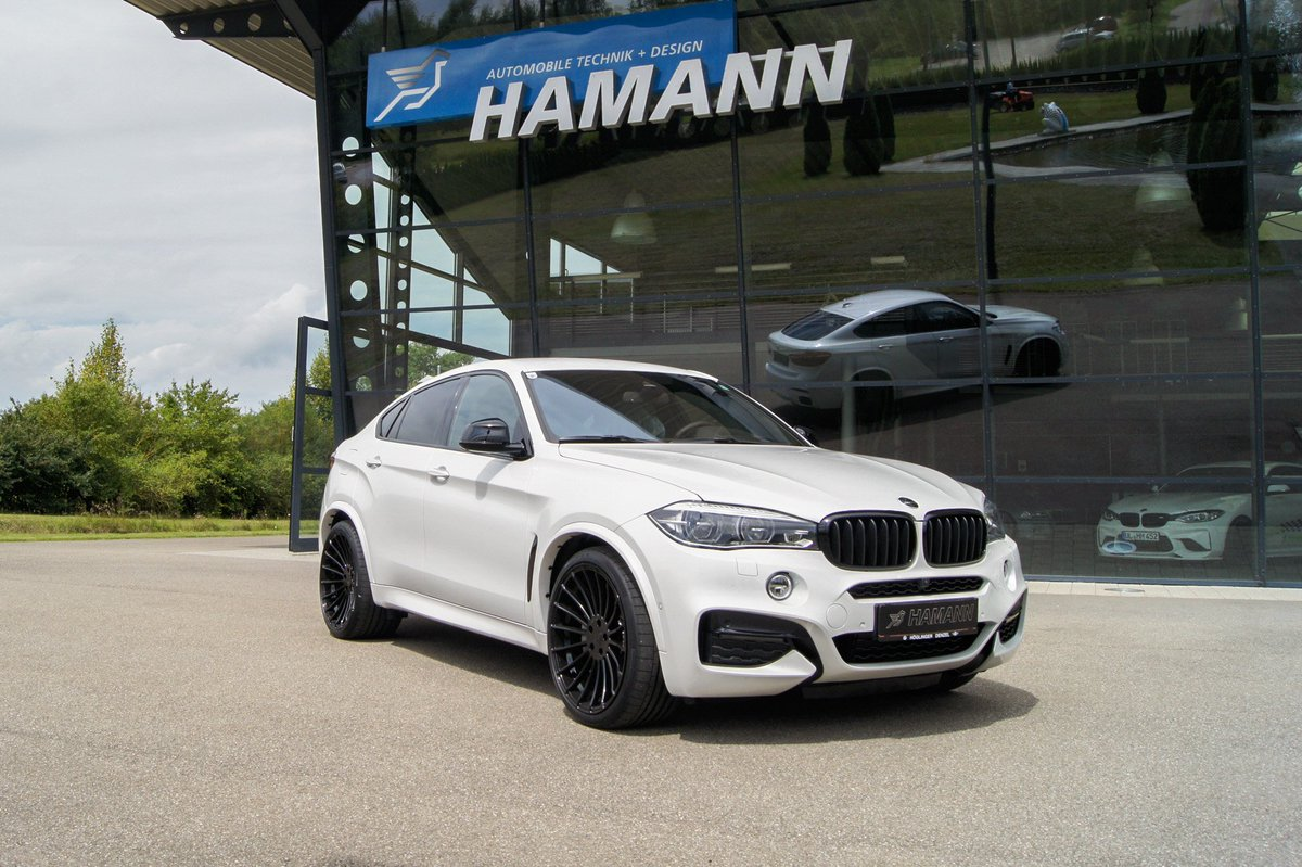 Hamann Motorsport On Twitter Bmw X6 F16 With Our