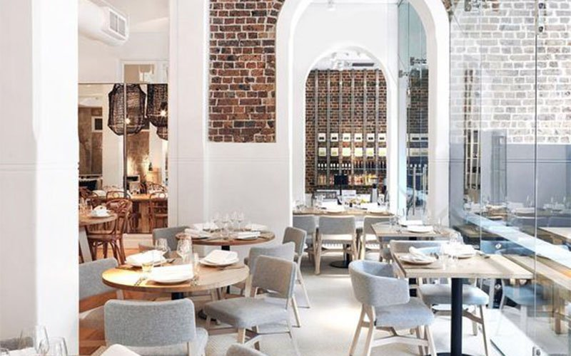 Comelitearchitecture On Twitter An Ergonomic Restaurant Design