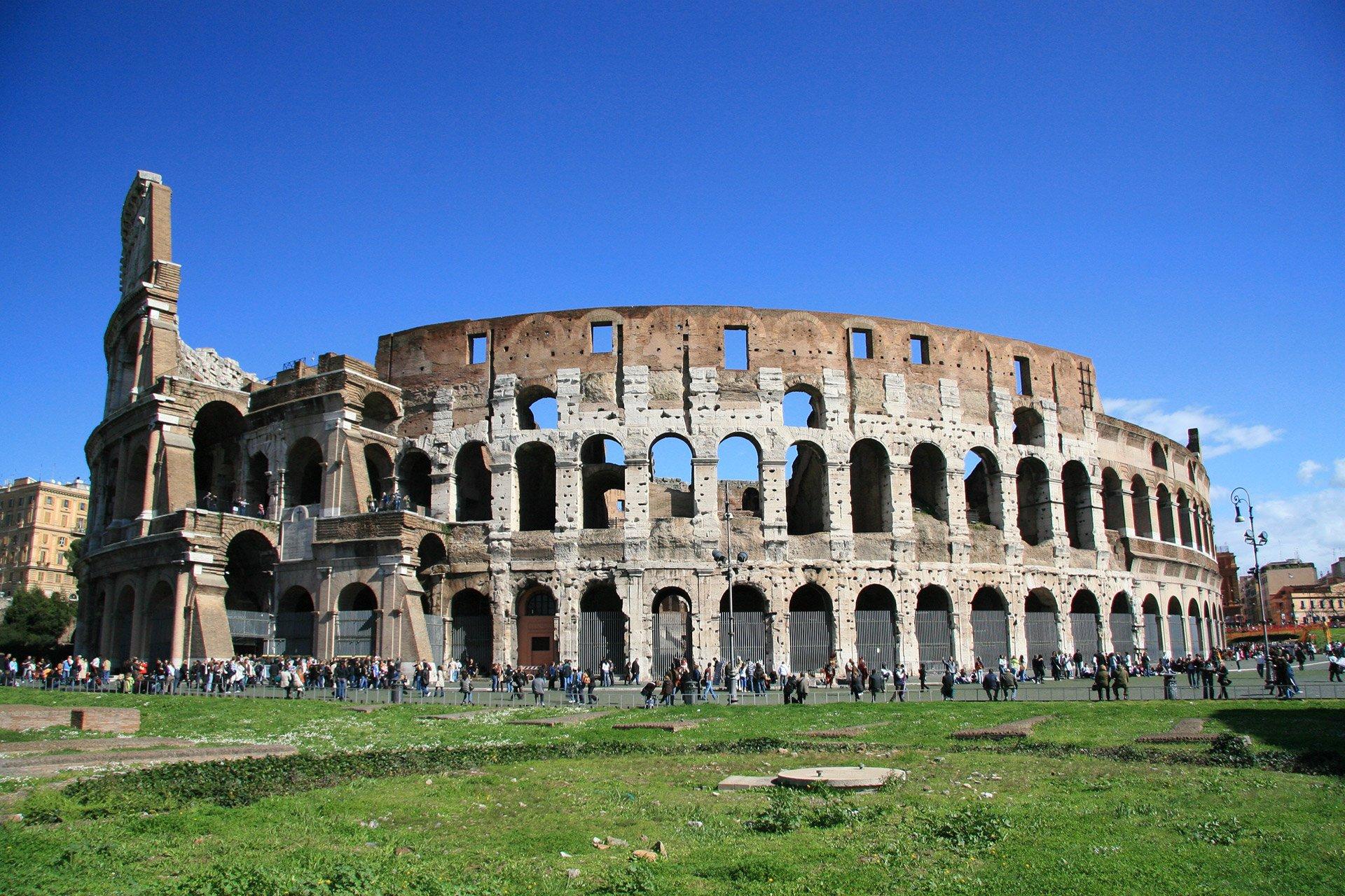 Картинки колизей древний рим, приколы вопросы открытки