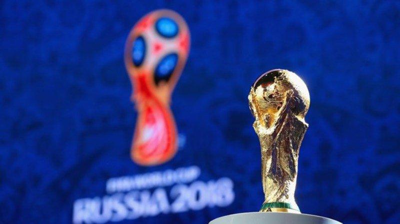 Das 15 ex-repúblicas da antiga União Soviética, somente a Rússia vai disputar a Copa do Mundo de 2018.  https://t.co/hUTOFgRjmZ 📸Fifa