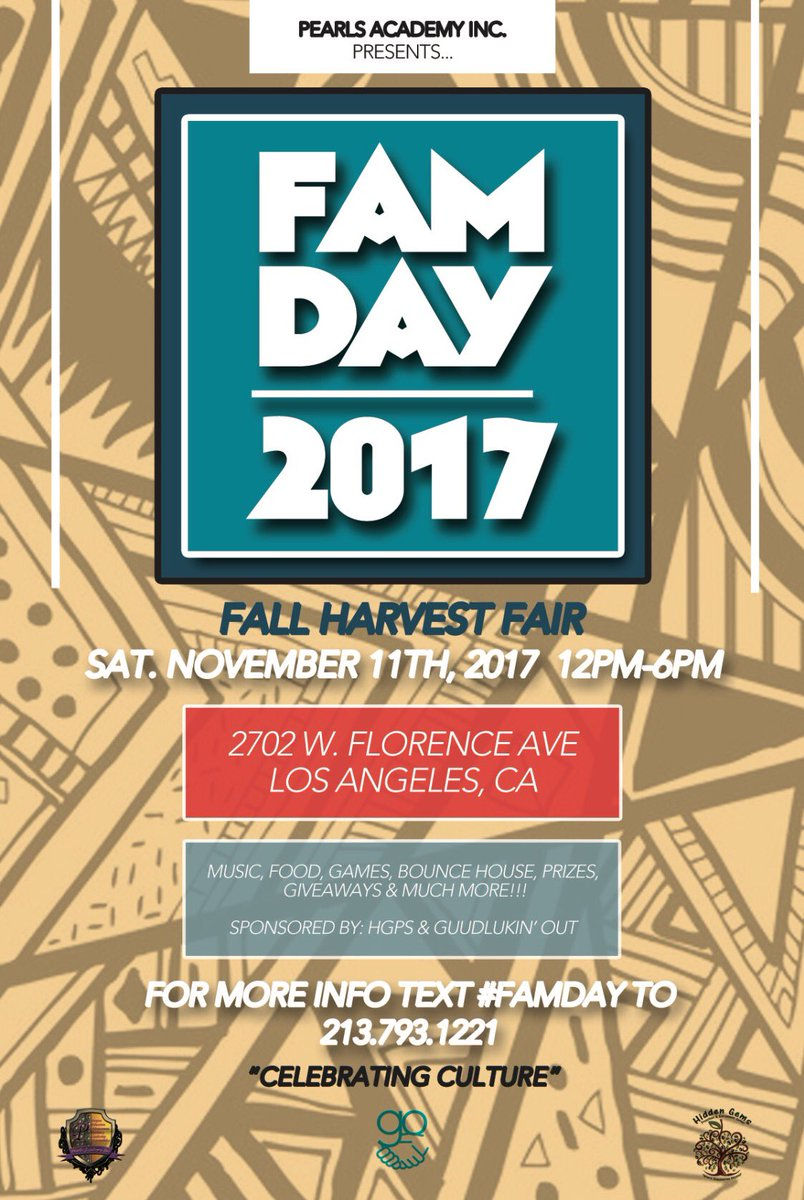 Something awesome!! #FAMDAY17pic.twitter.com/dgyJ5HPt9J