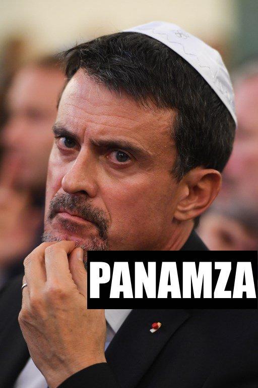 Quand le judéo-sioniste Manuel Valls critique «l'islamo-gauchisme»