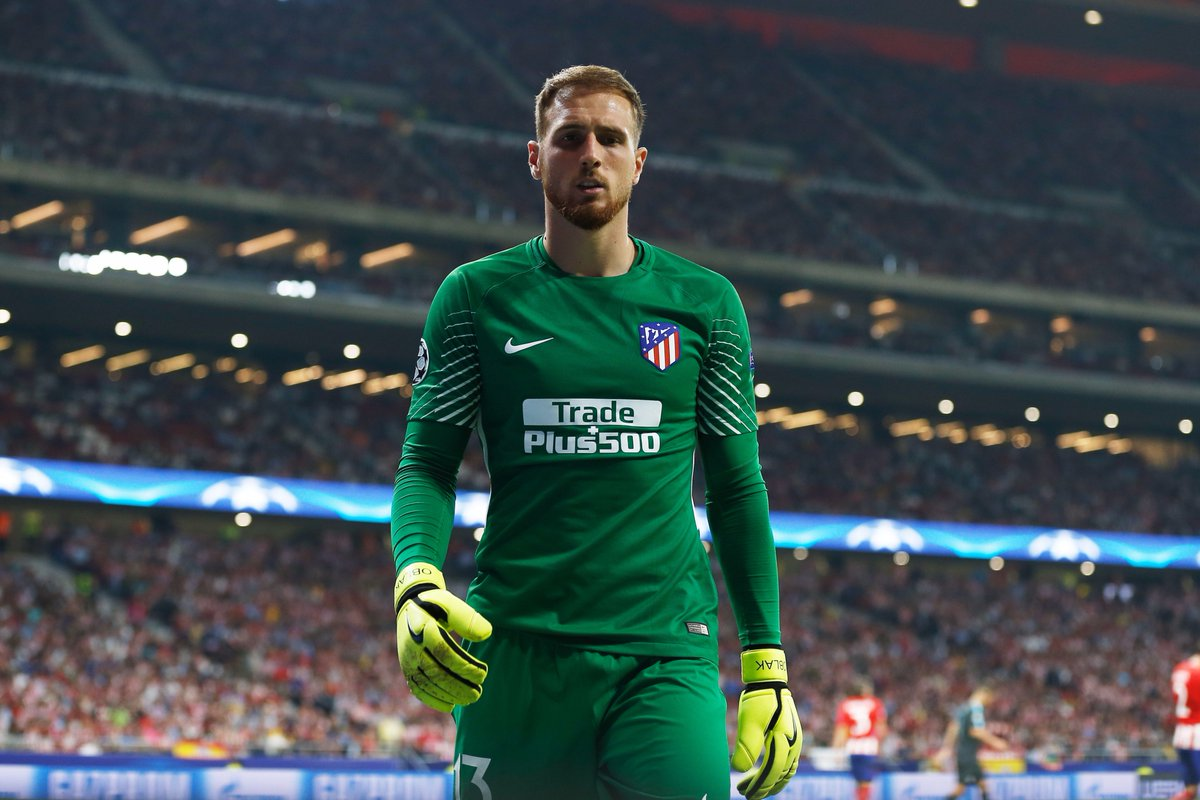 World Cup Qualifier In Form Slovenia Goalkeeper Jan Oblak Out To