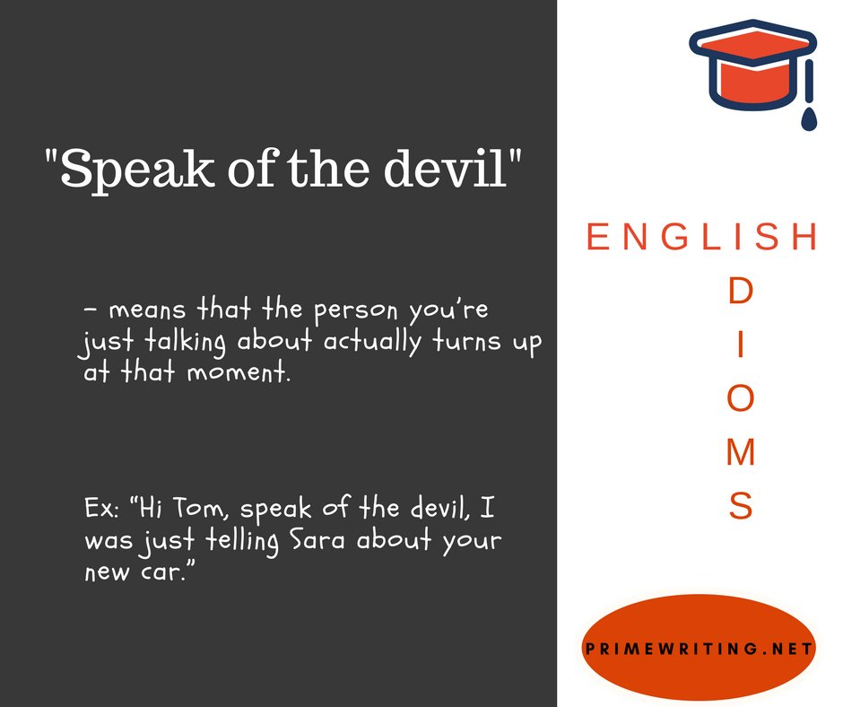 Use the most interesting and useful english idioms! #englishidioms #learnenglish #studenttips<br>http://pic.twitter.com/J7E0BISJX2