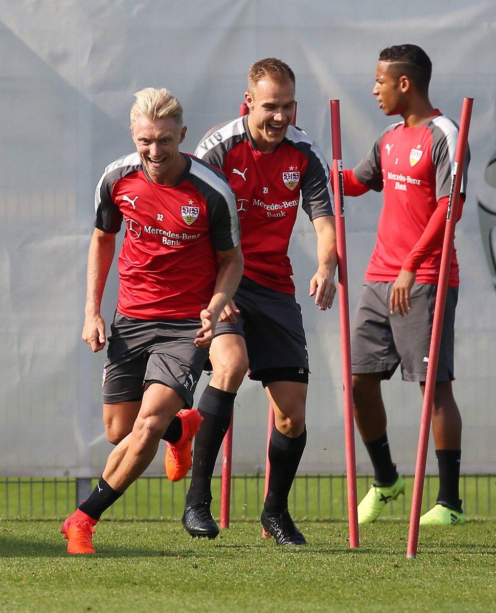 We had a lot of fun today! @VfB #VfB https://t.co/PjRWvYFaC2