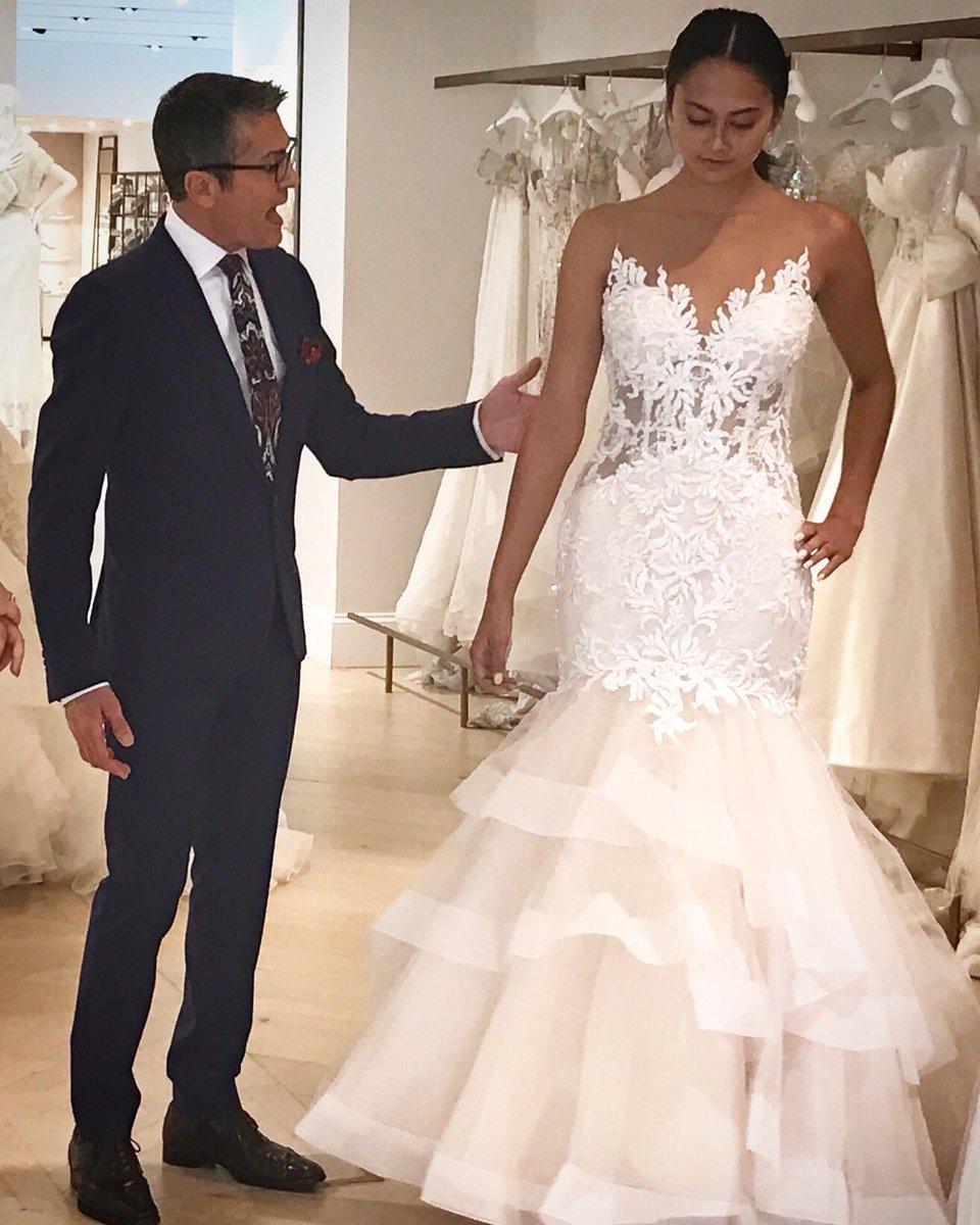 "Randy Fenoli 2019 Wedding Dresses: Randy Fenoli On Twitter: ""#WeddingWednesday. Educating The"