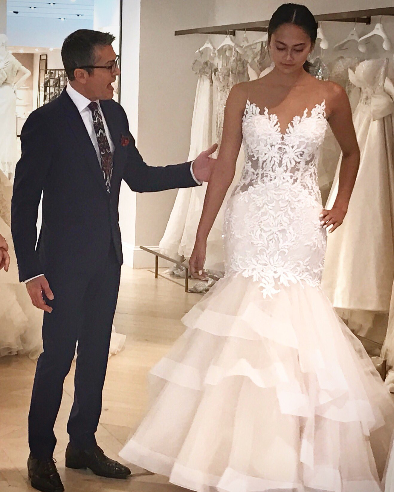 "Randy Fenoli On Twitter: ""#WeddingWednesday. Educating The"