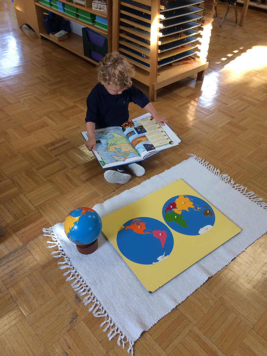 Clanmore montessori on twitter exploring our world book puzzle clanmore montessori on twitter exploring our world book puzzle map globe montessori gumiabroncs Choice Image