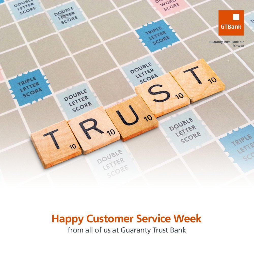 Guaranty Trust Bank on Twitter: