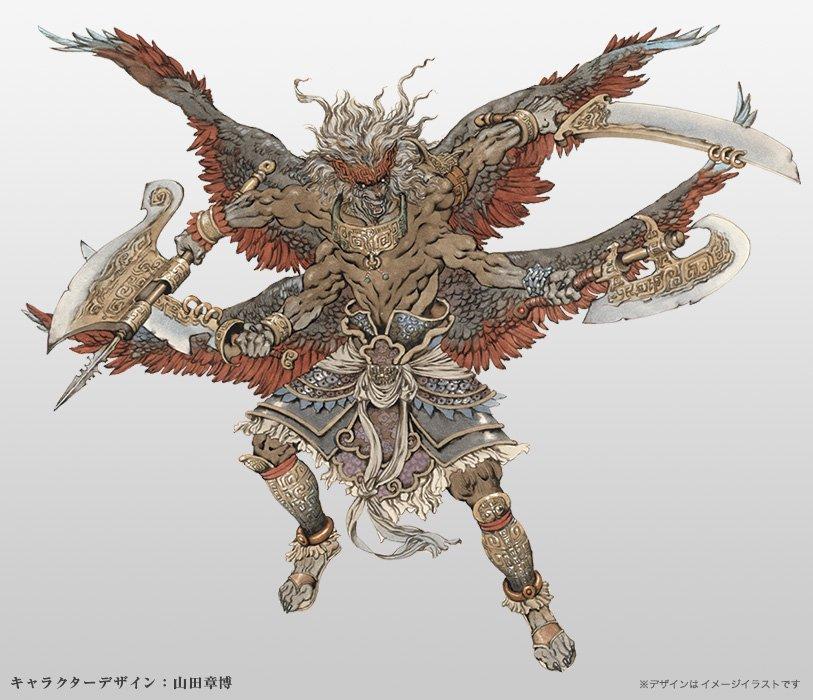 "Warriors Orochi 3 Ultimate Guan Yu Mystic Weapon: VGDensetsu On Twitter: ""Akihiro Yamada / 山田 章博 Part 1"