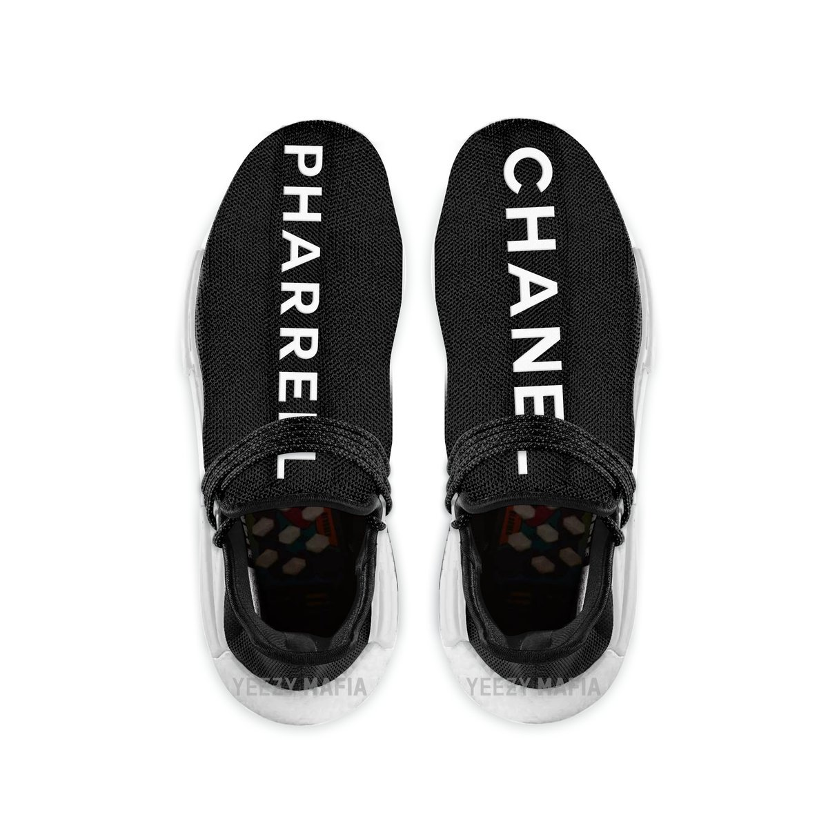 low priced 40a8c 451ec Is a @pharrell x @chanel x @adidas nmd human race collab ...