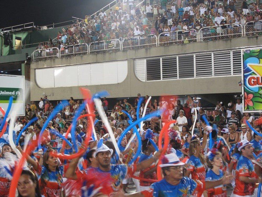 Sem dinheiro, Liesa suspende ensaios técnicos do Sambódromo para o #Carnaval2018 https://t.co/JDs9OCxMYl #G1