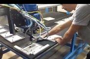 Немецкий бинарный робот убрать