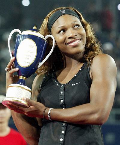 Serena williams looking sexy