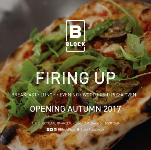 B Block Pizza On Twitter Get Ready For Great Food In