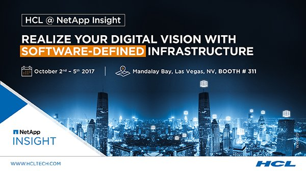 Hcl technologies on twitter discover the software defined 830 am 4 oct 2017 malvernweather Choice Image