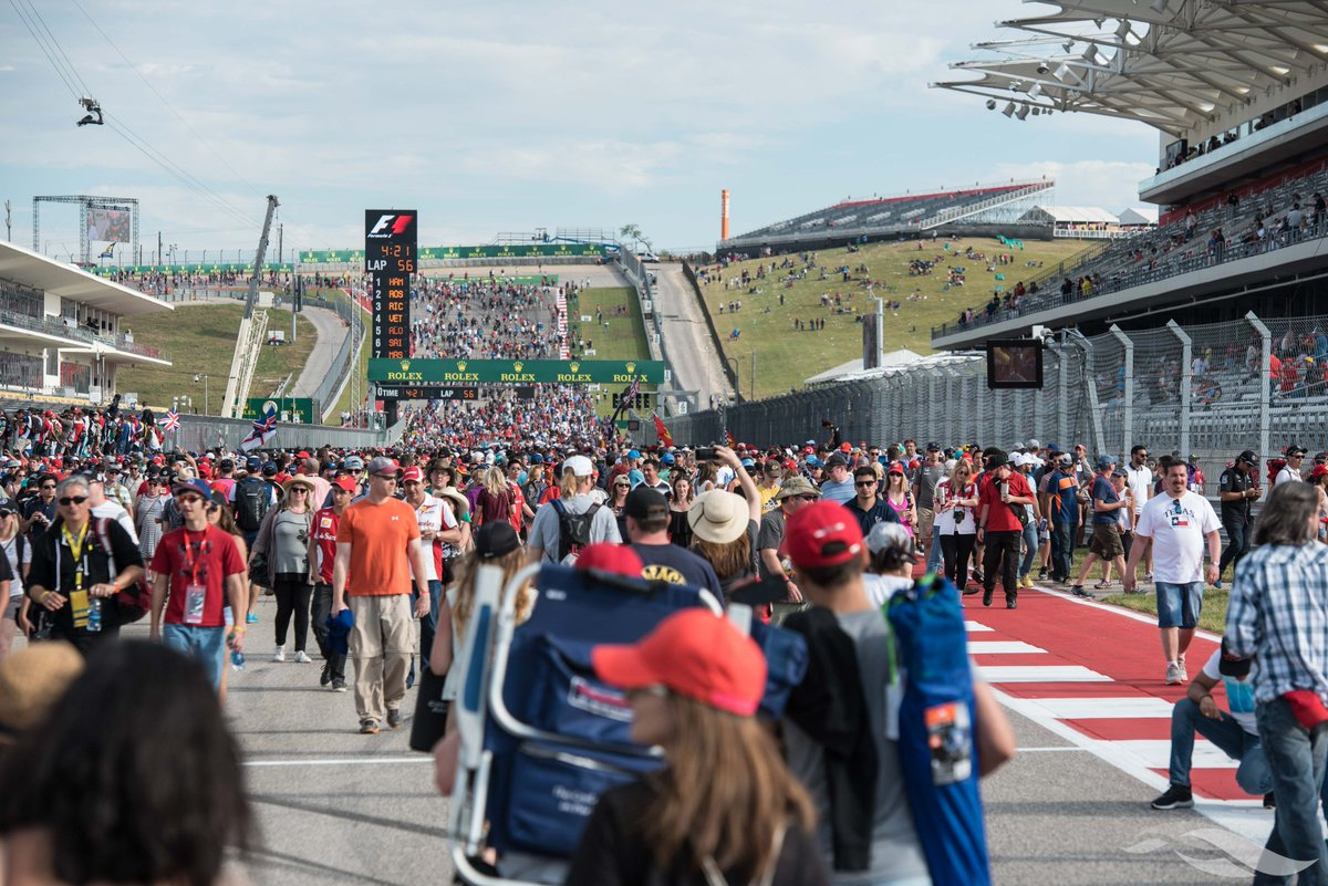 Circuit Of The Americas On Twitter FanFest Type Activities Including Fan Forum And Music Performances Will Take Place Here At Track Throughout