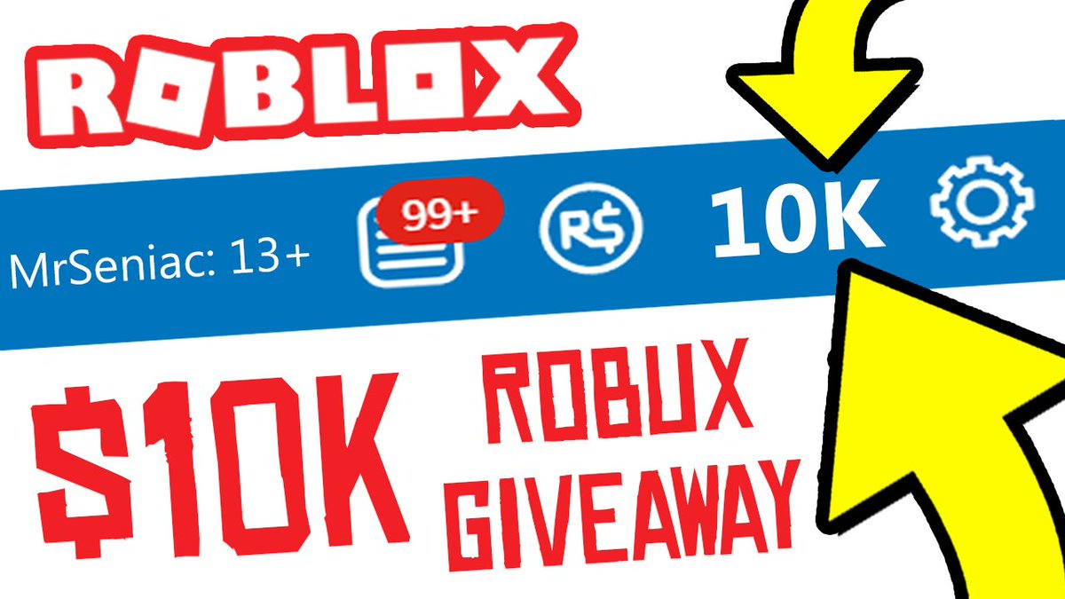 How To Win Robux Giveaway