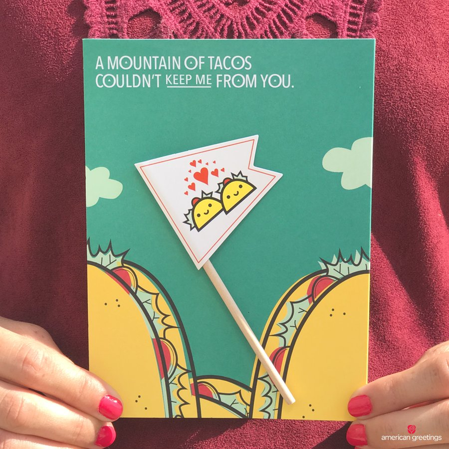 American greetings on twitter happy taco day justwink m4hsunfo