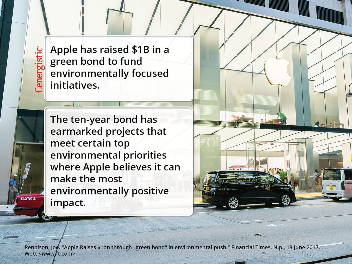 @Apple goes #green in a big way! @Midland_ISD @Cenergistic #greencompany #environment<br>http://pic.twitter.com/vvJDXRQz0c