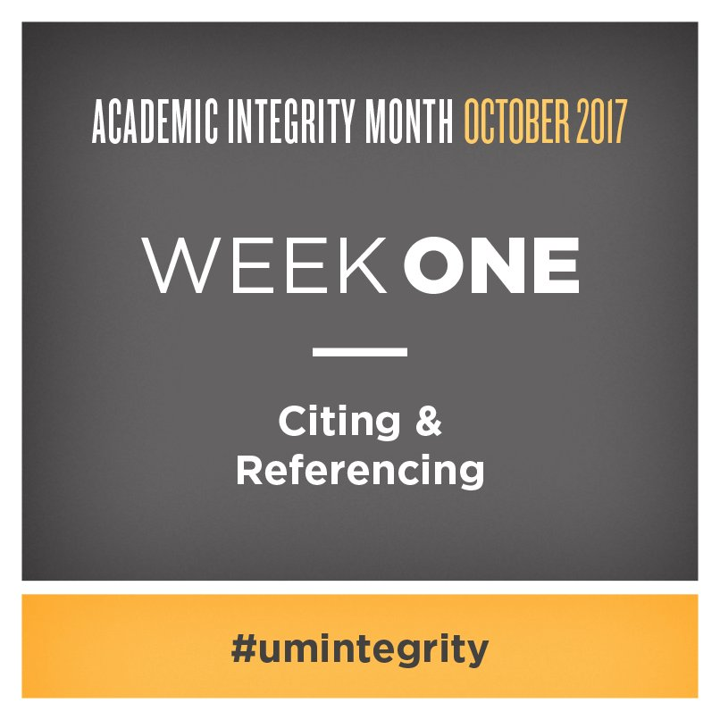 Why not free yourself from the drudgery of keeping track of all your references?!  http:// bit.ly/2xhnwx9  &nbsp;   #umintegrity #citations<br>http://pic.twitter.com/oLud9pcWj8