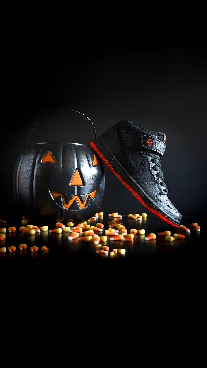 Empirewalls On Twitter Nike Halloween Themed Wallpaper Edit
