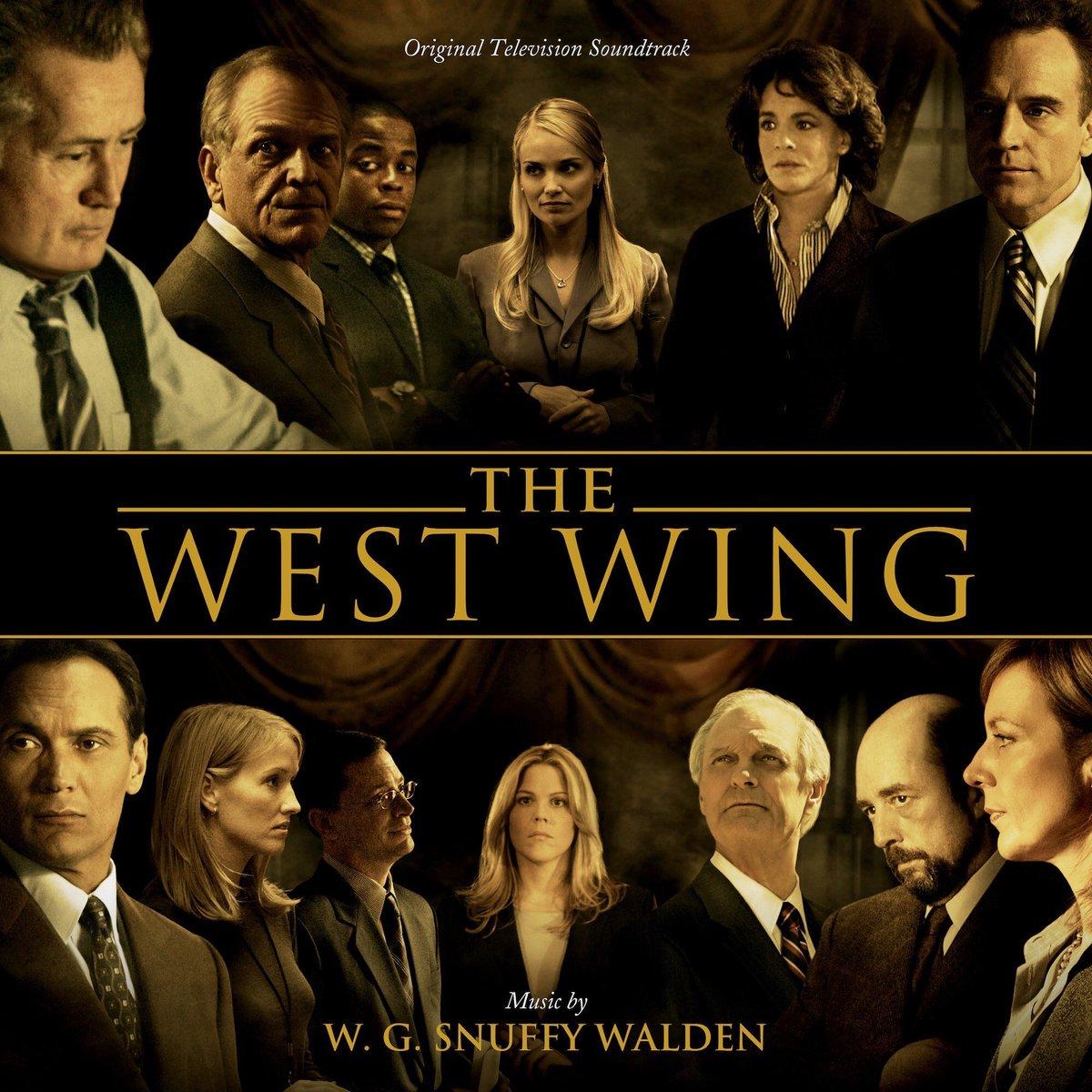 Soundtrack net soundtracknet twitter - The west wing ...