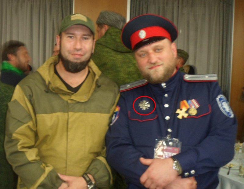 ФСБ РФ активно вербует на Донбассе военнослужащих для боевых действий на Ближнем Востоке, - ИС - Цензор.НЕТ 274