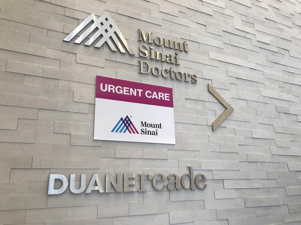 Mount Sinai Health System on Twitter: