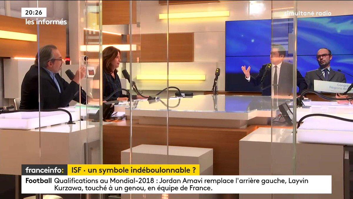 """#fiscalité isf """"Les gens partent dans les pays où l'on peut transmettre son héritage sans fiscalité. Macron veut les faire revenir"""" @jpnadir"""