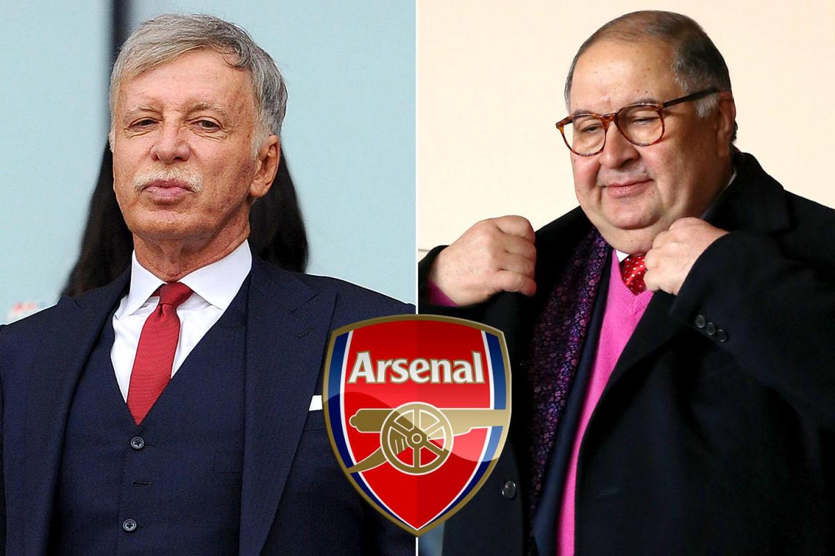 #Usmanov statement. He won&#39;t sell any shares in #Arsenal to #Kroenke.<br>http://pic.twitter.com/rKHCF9toQW