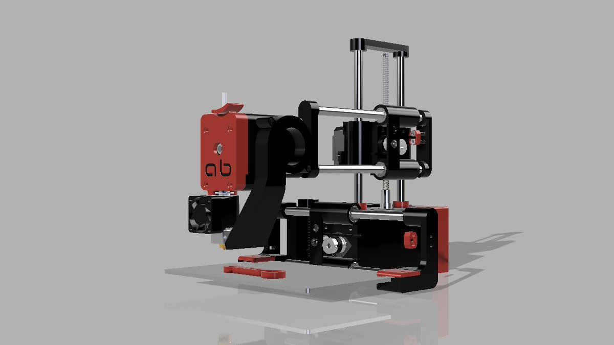 Ok that will do for now think i will print it over the weekend #AdoptABot @print...