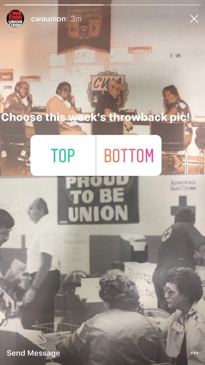 Head to our Instagram story & help u...