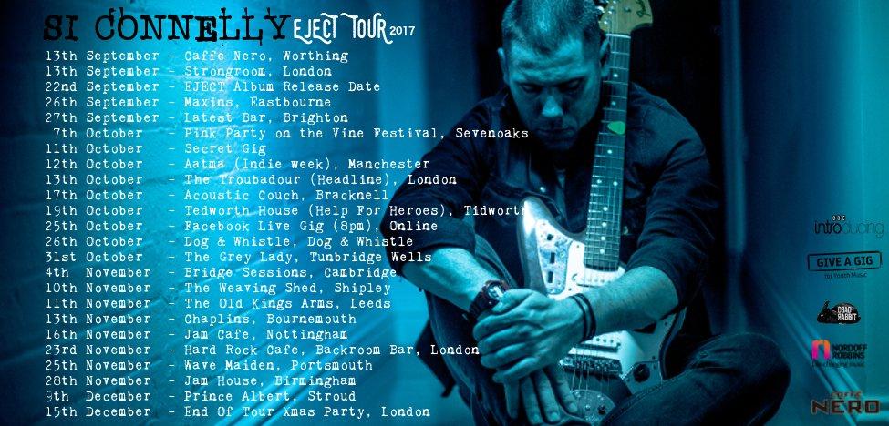 New Tour Dates Added https://t.co/l9JQr8RPe7