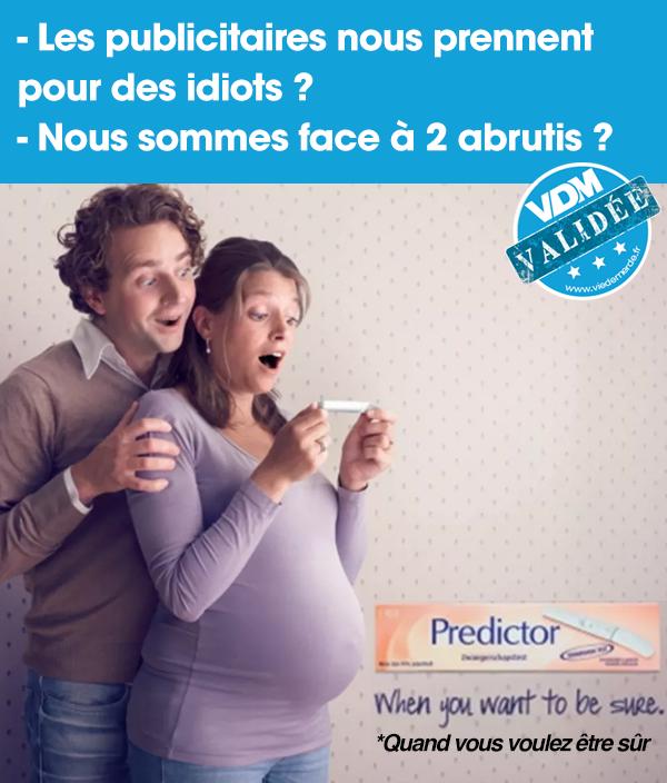 On vous laisse le choix : #VDM #viedemerde #VDMphoto #publicite