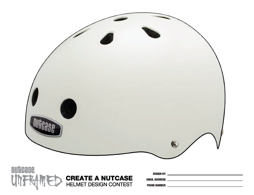 Nutcase Helmets On Twitter Dream Big Draw The Design You Want To