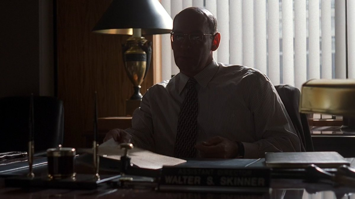 "Quotes X Files Xfiles Quotes On Twitter ""skinner ""you Spelled Federal Bureau"