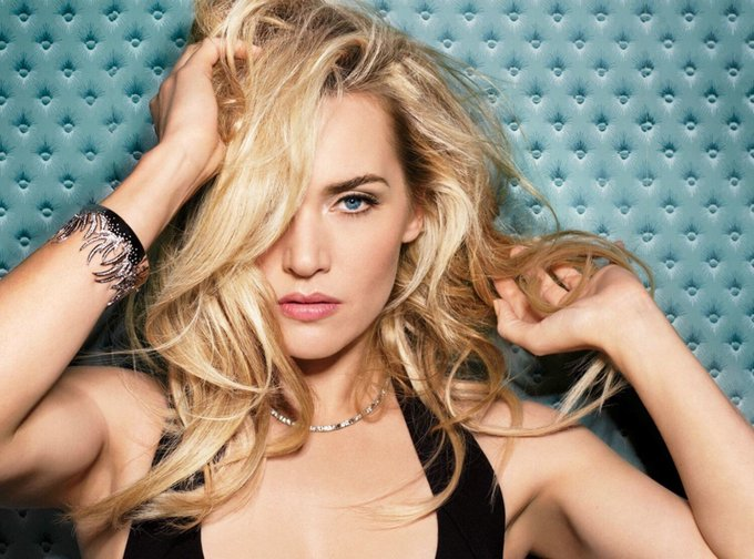 I don t know how you should be described,I m just in love with you Happy Birthday  Kate winslet