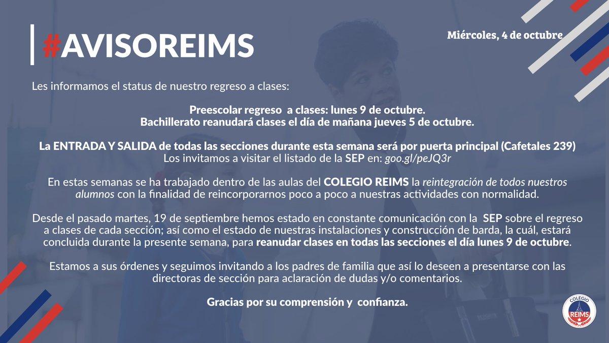 Colegio Reims on Twitter: \