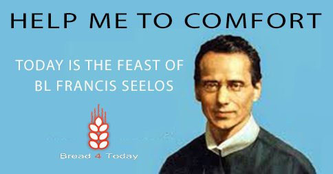 Bl  Francis Xavier Seelos' Feast Day October 5th