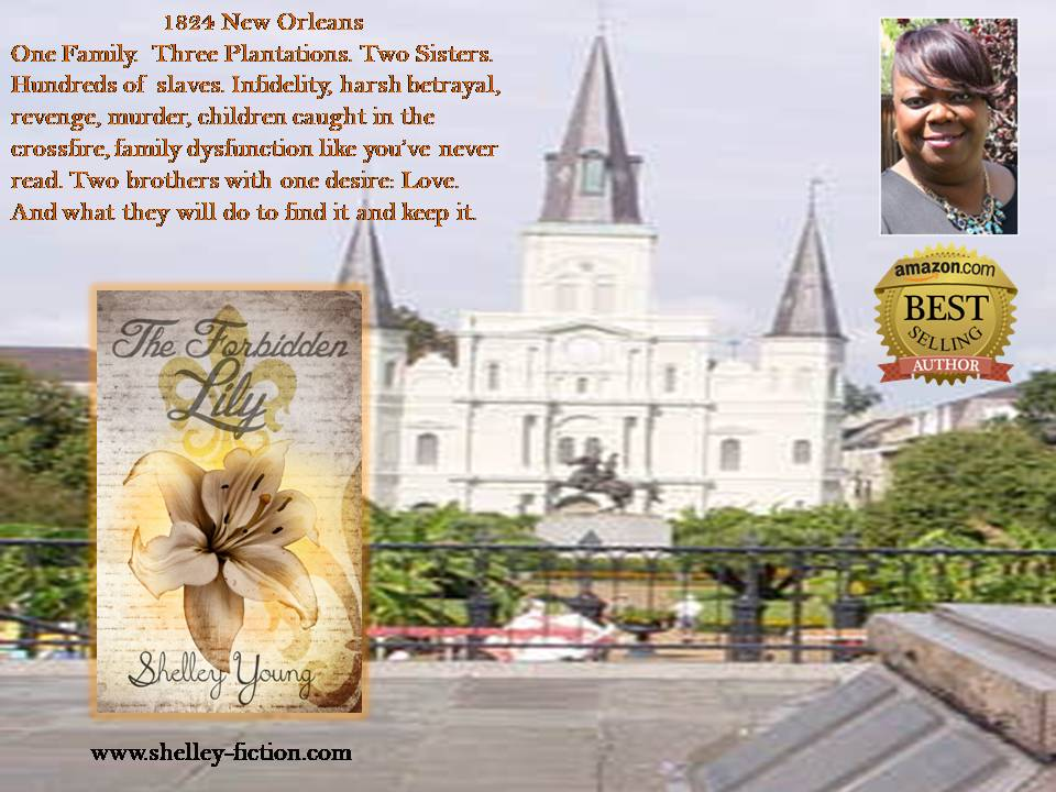 #History #Creole #Heritage #NewOrleans #HistoricalFiction #amreading  THE FORBIDDEN LILY   https://www. amazon.com/Forbidden-Lily -Shelley-Young-ebook/dp/B01MG40706/ref=sr_1_1?ie=UTF8&amp;qid=1507164259&amp;sr=8-1&amp;keywords=the+forbidden+lily &nbsp; … <br>http://pic.twitter.com/FmEt4XjSPe