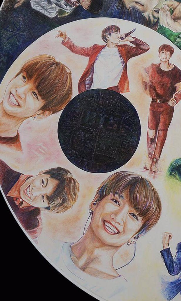 @Jeff__Benjamin @tumblr Please share my daughter\'s work with BTS members! Thank you 😊