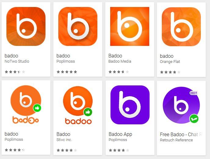 is badoo fake