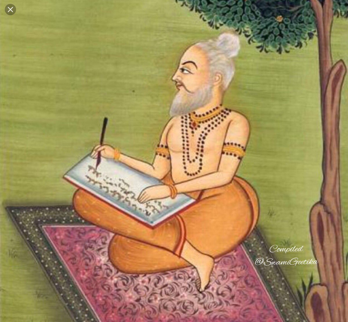 All you need to know about The History of #ValmikiJayanti
