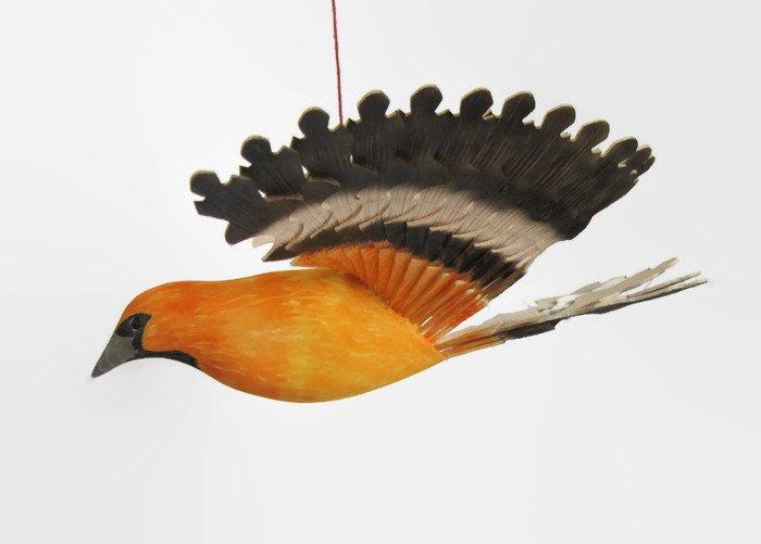 Carved Wooden Bird Altamira Oriole Woodworking Art Fan  http:// etsy.me/2wHAd4q  &nbsp;   via @Etsy #WoodCraft #KPRS #Retweettrain #ShowMeTheCraft #RT<br>http://pic.twitter.com/4M0uTktN5q