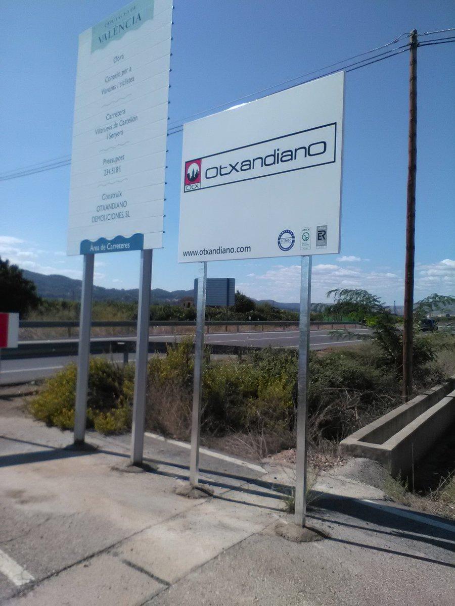 La próxima semana empezaremos en Valencia, todo empieza con publicidad .