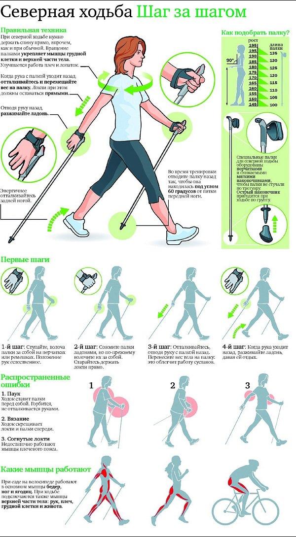 Правила Ходьбы При Похудении. Как добиться от ходьбы эффективности для похудения, как от бега