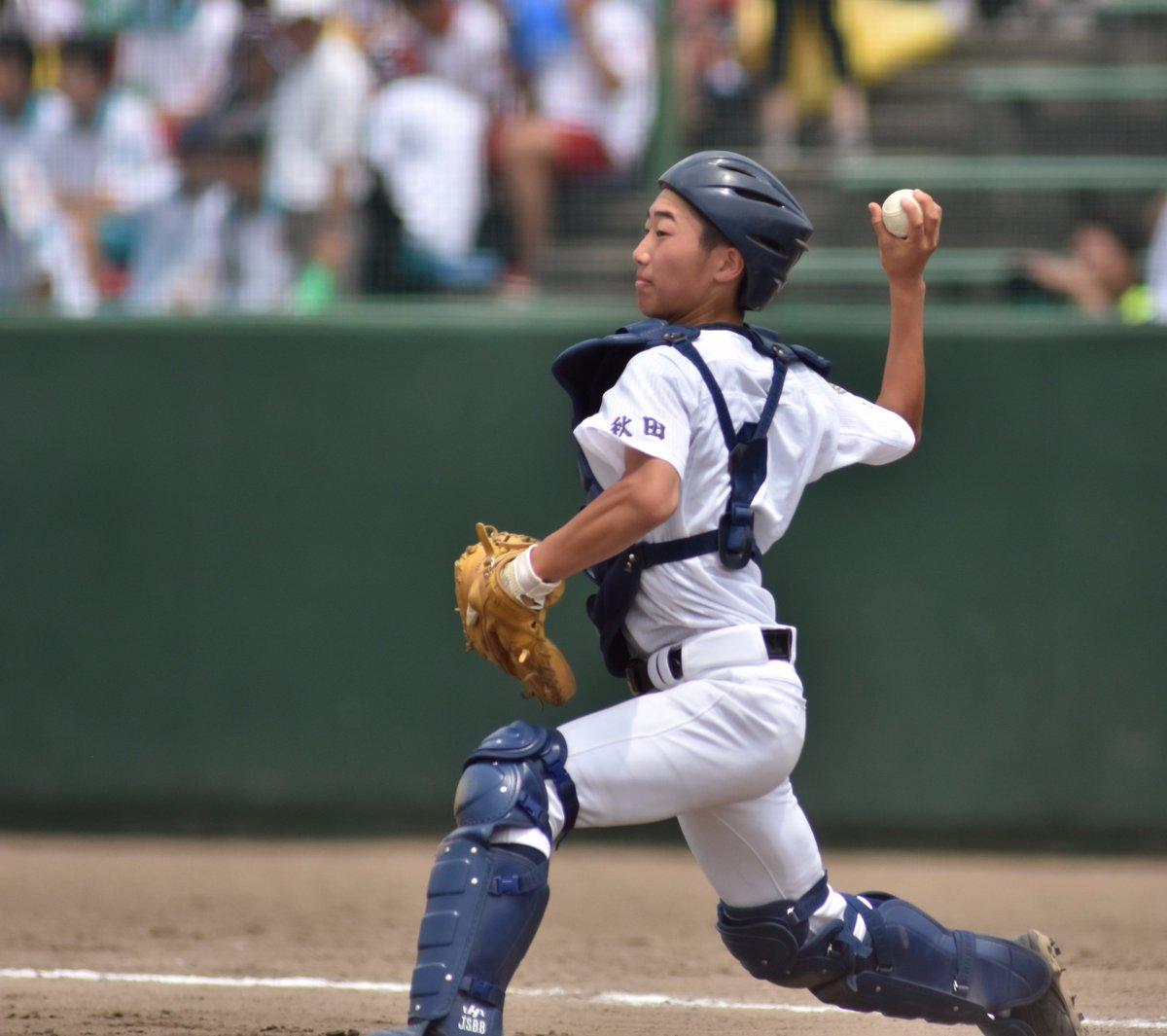 野球 秋田 爆 高校 サイ 県