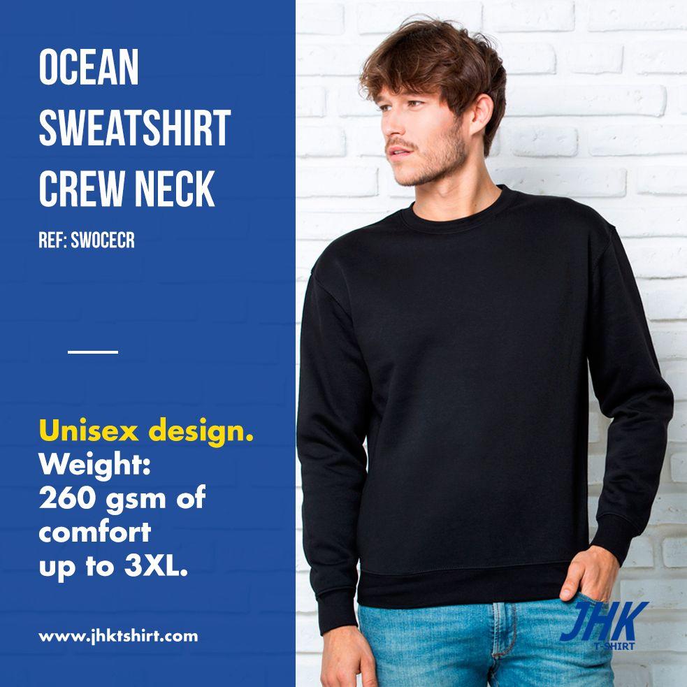 Crew Neck SweatshirtJHK